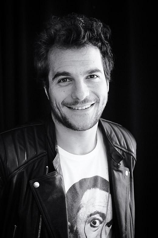 Amir France contestant Eurovision Song Festival Contest 2016