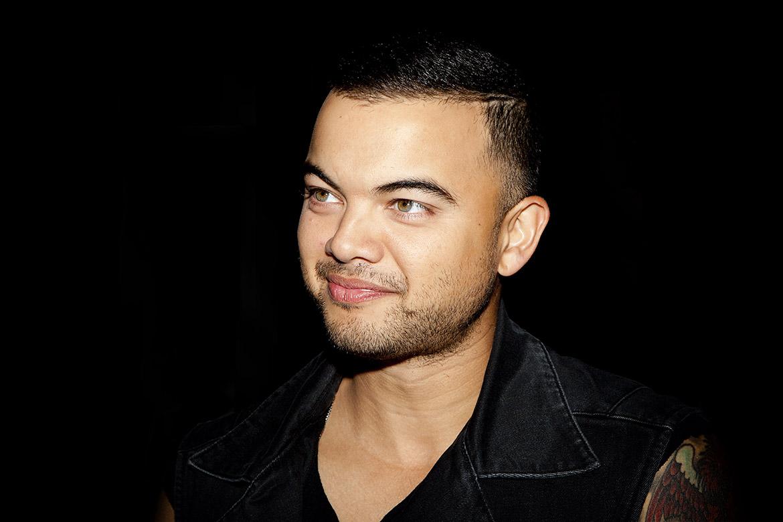 Guy Sebastian Australian contestant Eurovision Song Festival Contest